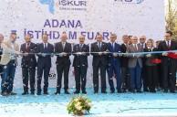 Adana 7. İstihdam Fuarı Kapılarını Açtı