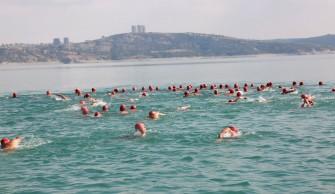Su sporları festivali nefes kesti
