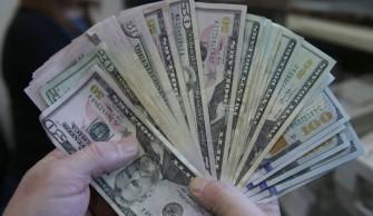 """Dolarda yükseliş: """"5,38"""""""
