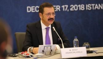 Rifat Hisarcıklıoğlu: Türkiye'nin temeli sağlamdır
