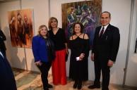 21 Ülkeden 70 ressam Adana'yı resmetti