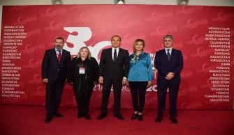 Uluslararası Türk Dünyası Sanat Çalıştayı açıldı