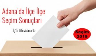 Adana'da seçimin galibi Karalar