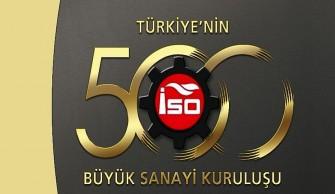 İLK 500'DE 11 ADANA SANAYİ FİRMASI