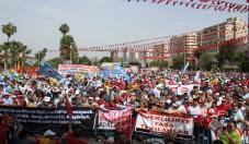 Adana'da 1 Mayıs Coşkusu