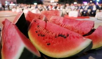 Karpuz Festivali 21 Haziran'da başlıyor