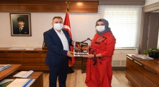 VALİ ELBAN, İŞ'TE LİFE ADANA'YI AĞIRLADI