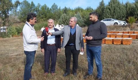 TOROS KADIN KOOPERATİFİ ARICILIK KURSUNU TAMAMLADI