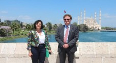 AB Türkiye Delegasyonu Başkanı Adana'da