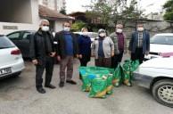 Üreticilere 19 bin kg tohumluk dağıtıldı