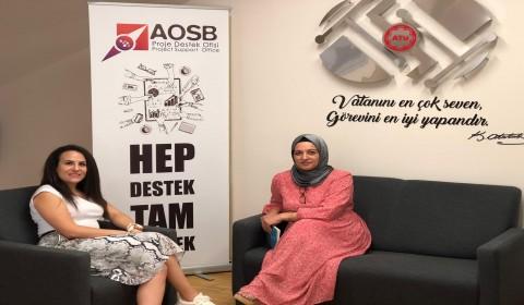 Adana OSB'nin 'Proje Destek Ofisi' Türkiye'ye model oldu