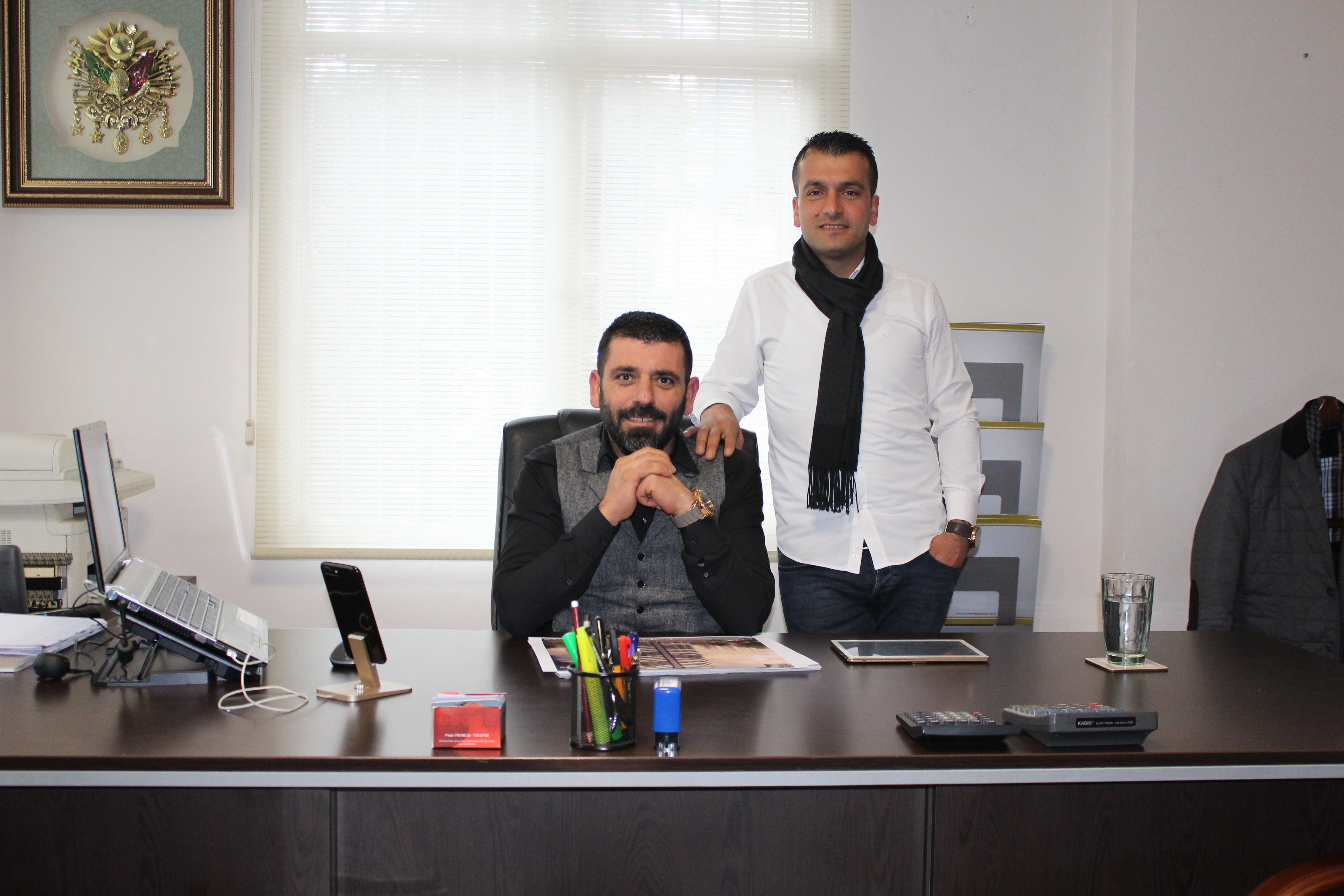 Mehmet Şahin İnşaat ilk projesinin startını verdi
