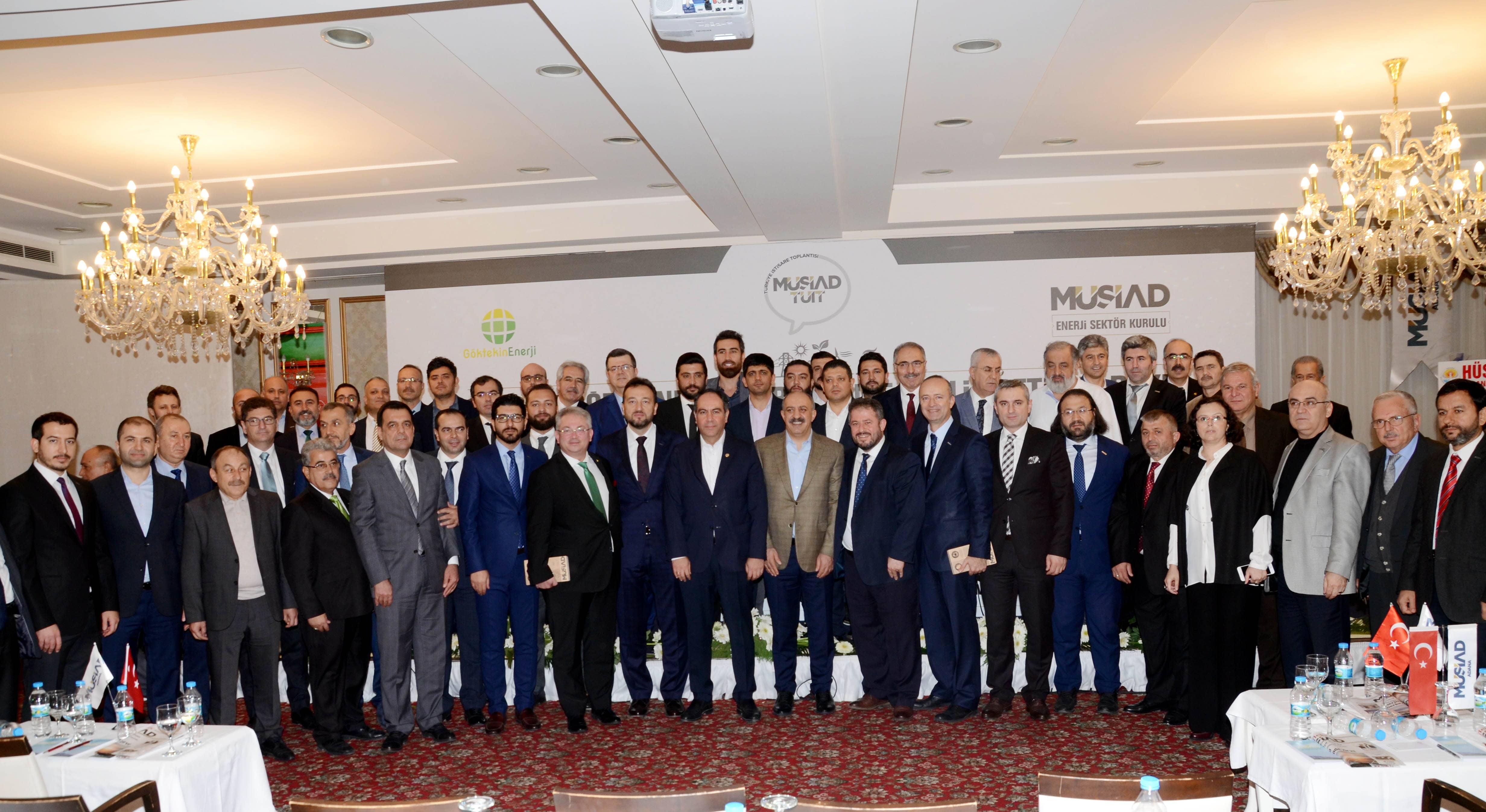 """""""Adana Enerji Sektörüyle Yükselecek"""""""