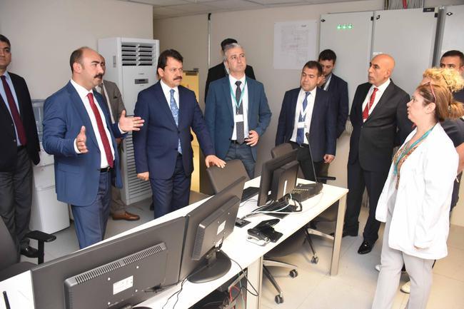 Adana'ya Yüksek Güvenlikli Adli Psikiyatri Hastanesi