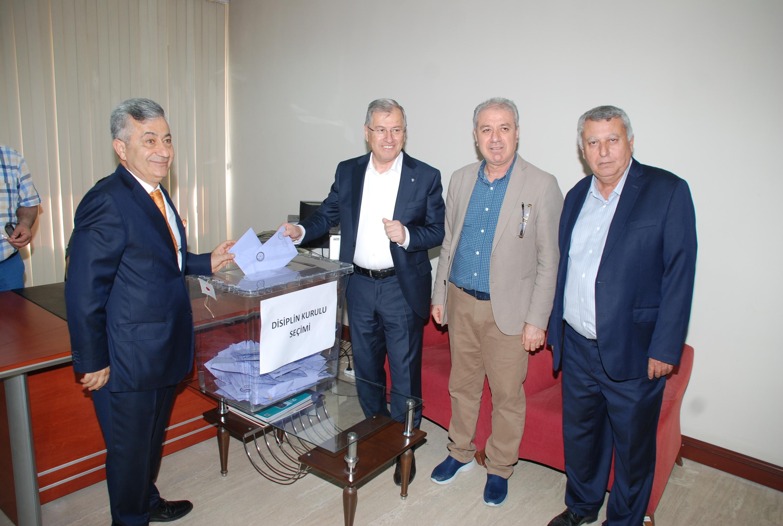Atila Menevşe, Yeniden ATO Başkanlığına Seçildi