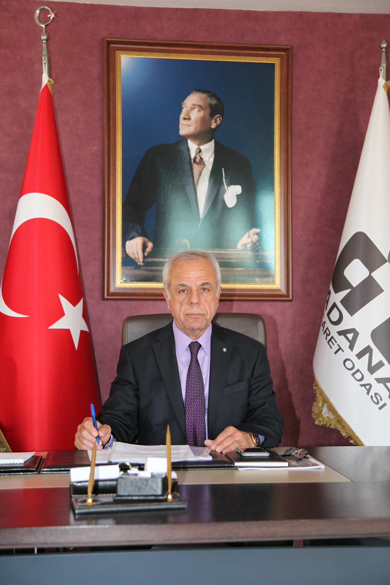 YSK, İtirazı Reddetti: ATO'nun Yeni Meclis Başkanı İsmail Acı