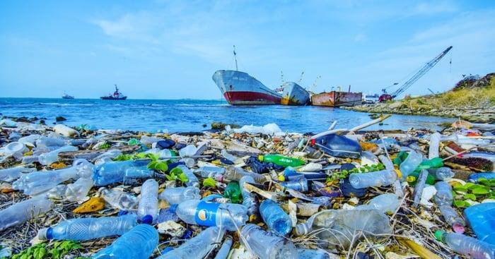 WWF: Akdeniz'de En Çok Plastik Türkiye'de