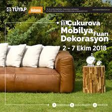 İş'te Life Adana Dergisi Çukurova Mobilya Dekarasyon Fuarı'nda