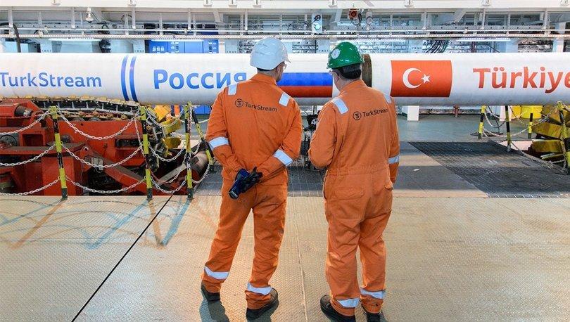 Putin İtalya'nın Türk Akımı'na katılabileceğini açıkladı