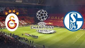 Şampiyonlar Liginde Galatasaray, Schalke 04 ile Karşılaşacak! İlk 11'ler Belli Oldu
