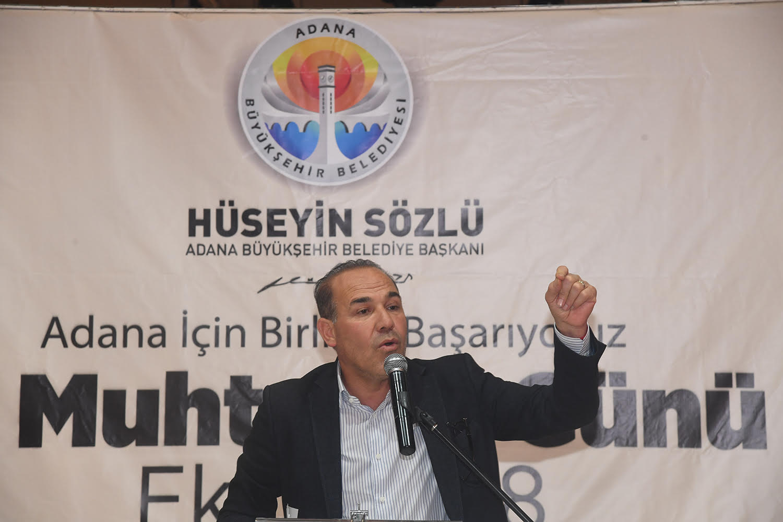 Sözlü'den AKP Sözcüsü Çelik'e 'adaylık' daveti