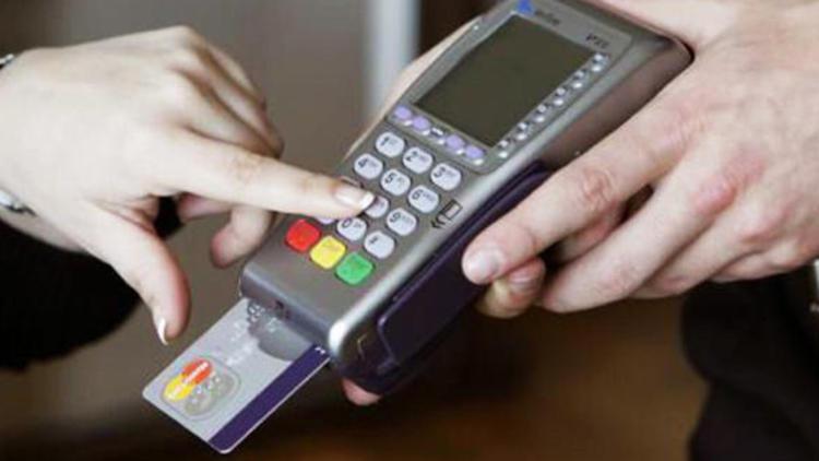 Kartla tüketim harcamaları yüzde 40'a ulaştı