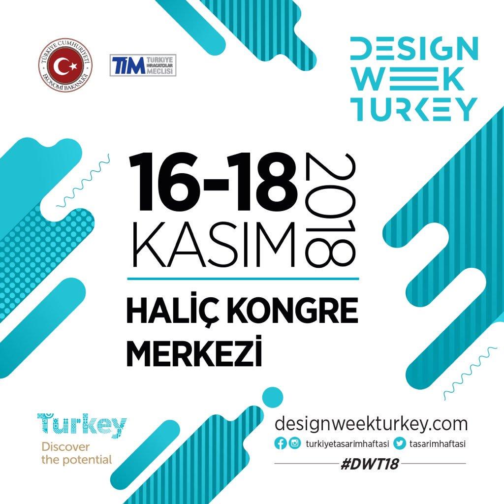Design Week Turkey markalaşmanın önünü açıyor