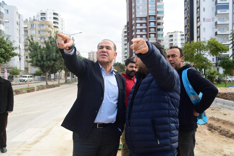 Türkmenbaşı Bulvarı otoyola bağlanıyor