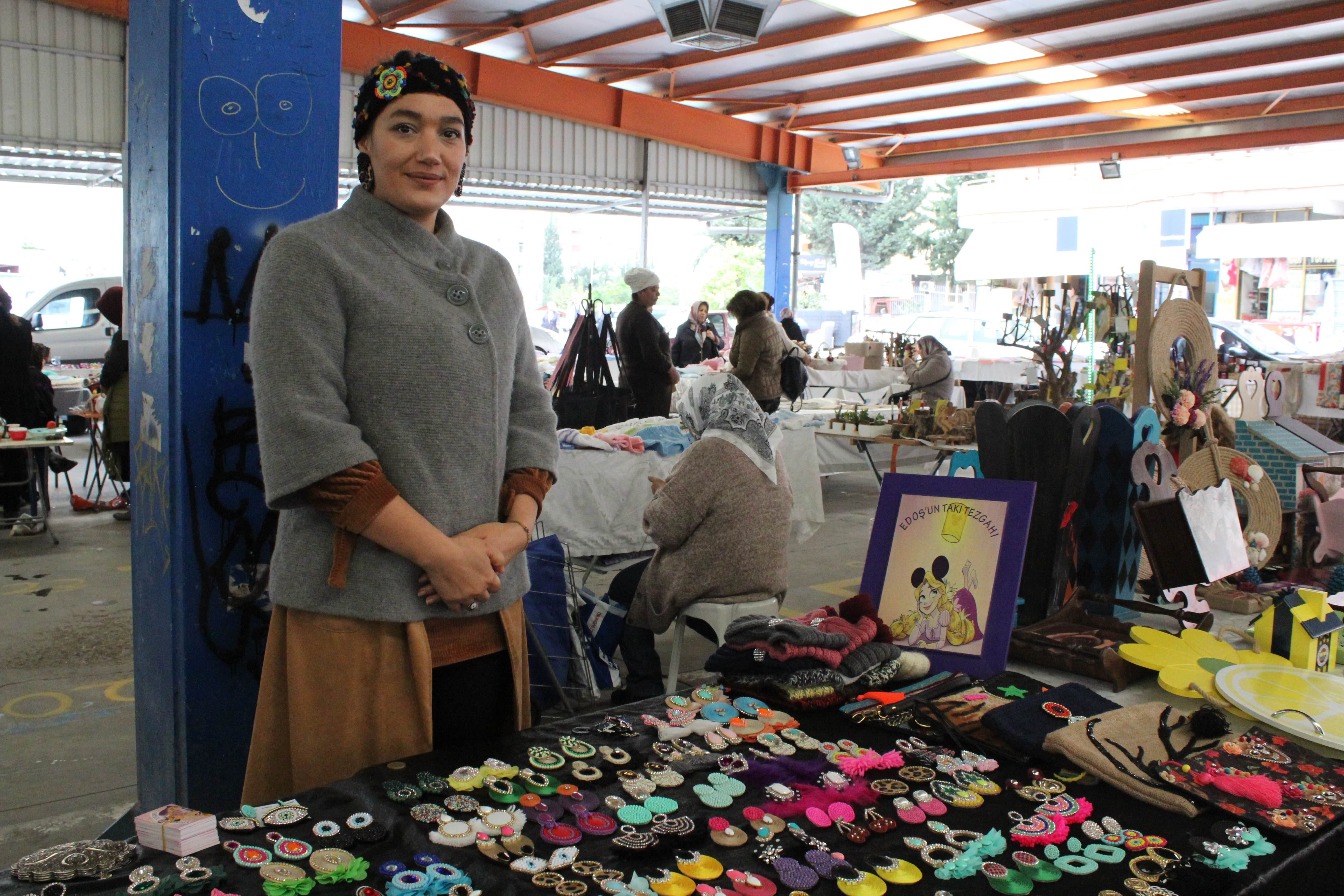 Kadın Hakları Günü'nde Adanalı Üretici Kadınlar Umutlu