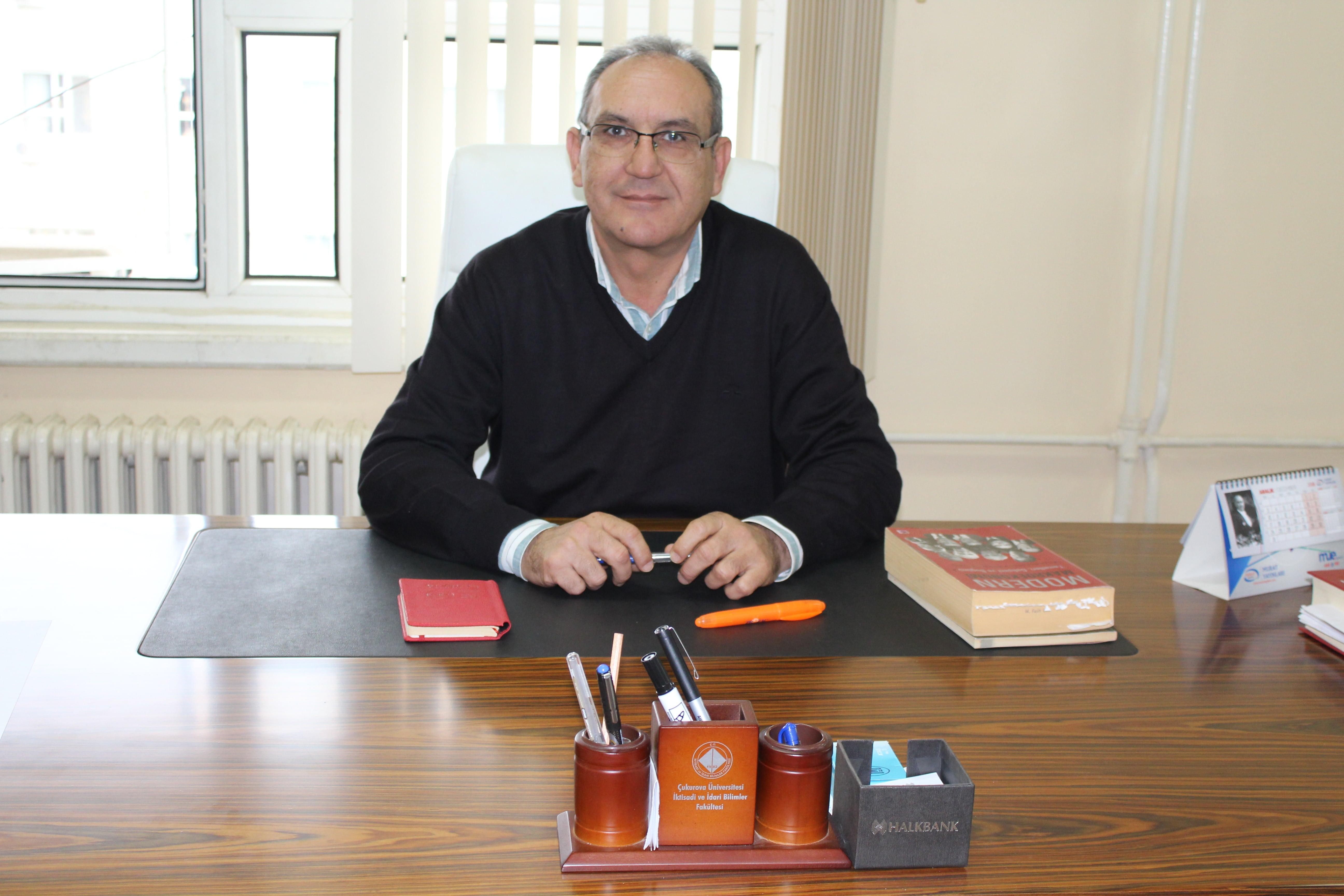 Prof.Dr. Mehmet Fatih Cin: Mevcut ekonomik sorun 40 yıllık bir sorun