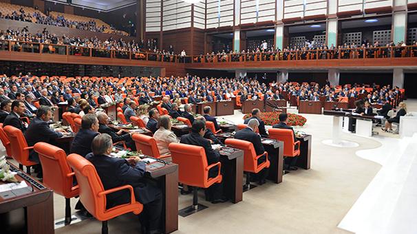 Meclis'te 12 günlük bütçe mesaisi başladı
