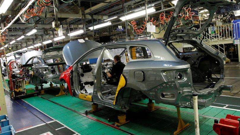 Sanayi üretimi kasımda yıllık yüzde 6.5 azaldı
