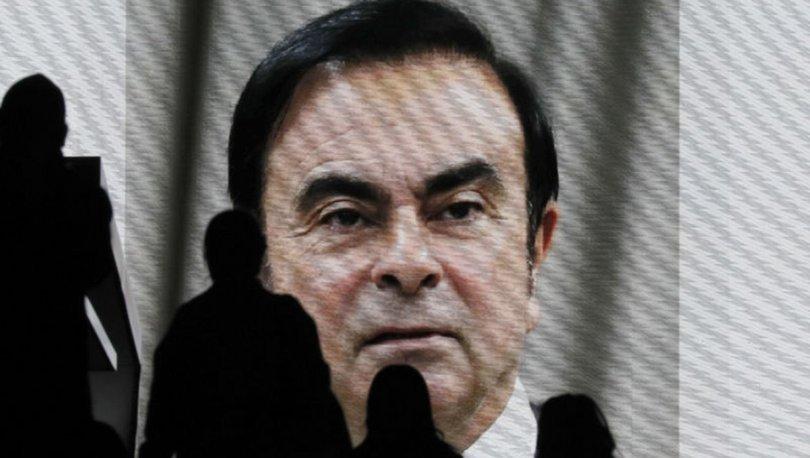 Renault'nun tutuklu CEO'su Ghosn istifa etti