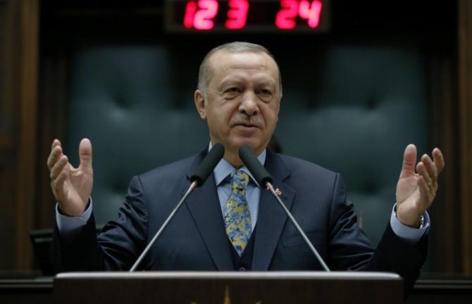 Erdoğan: ABD ile olumlu seyri ekonomiye taşıyacağız