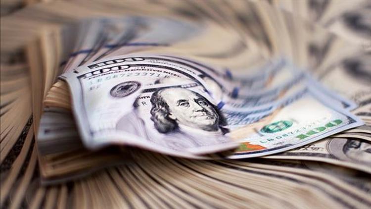 Dolar, 5.90 TL'nin altına indi