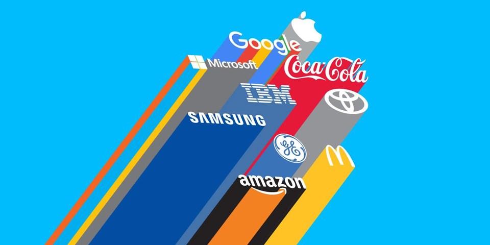 Dünyanın en değerli markaları açıklandı
