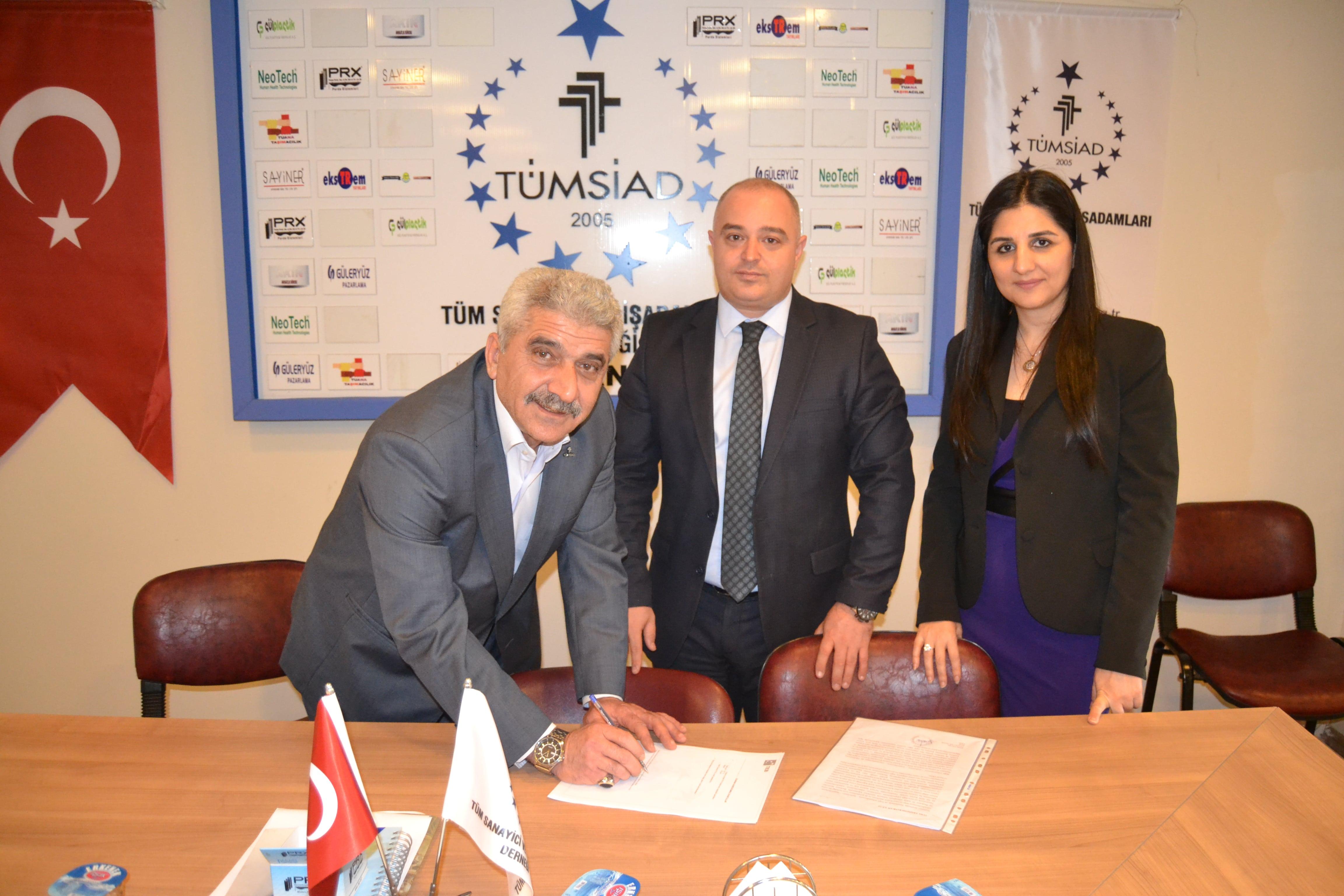 TEB, TÜMSİAD Adana Şubesi ile işbirliği protokolü imzaladı