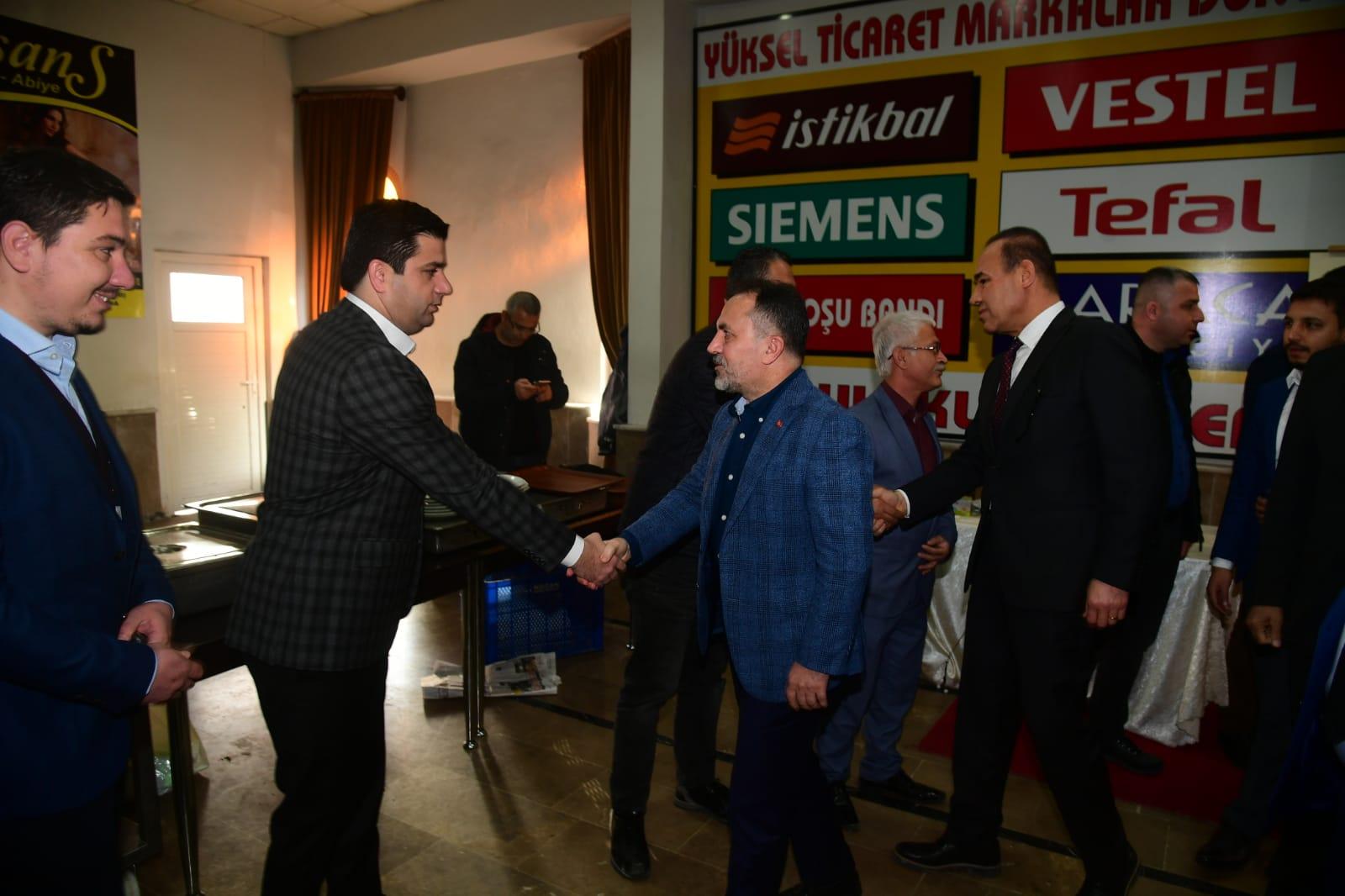 Cumhur İttifakı paydaşları Kozan'da buluştu