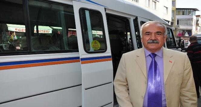 Klimasını açmayan toplu taşıma sürücülerine ceza!