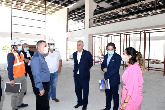"""""""Sanayi Kampüsü"""" Adana'nın Gelişimine Katkı Sağlayacak"""