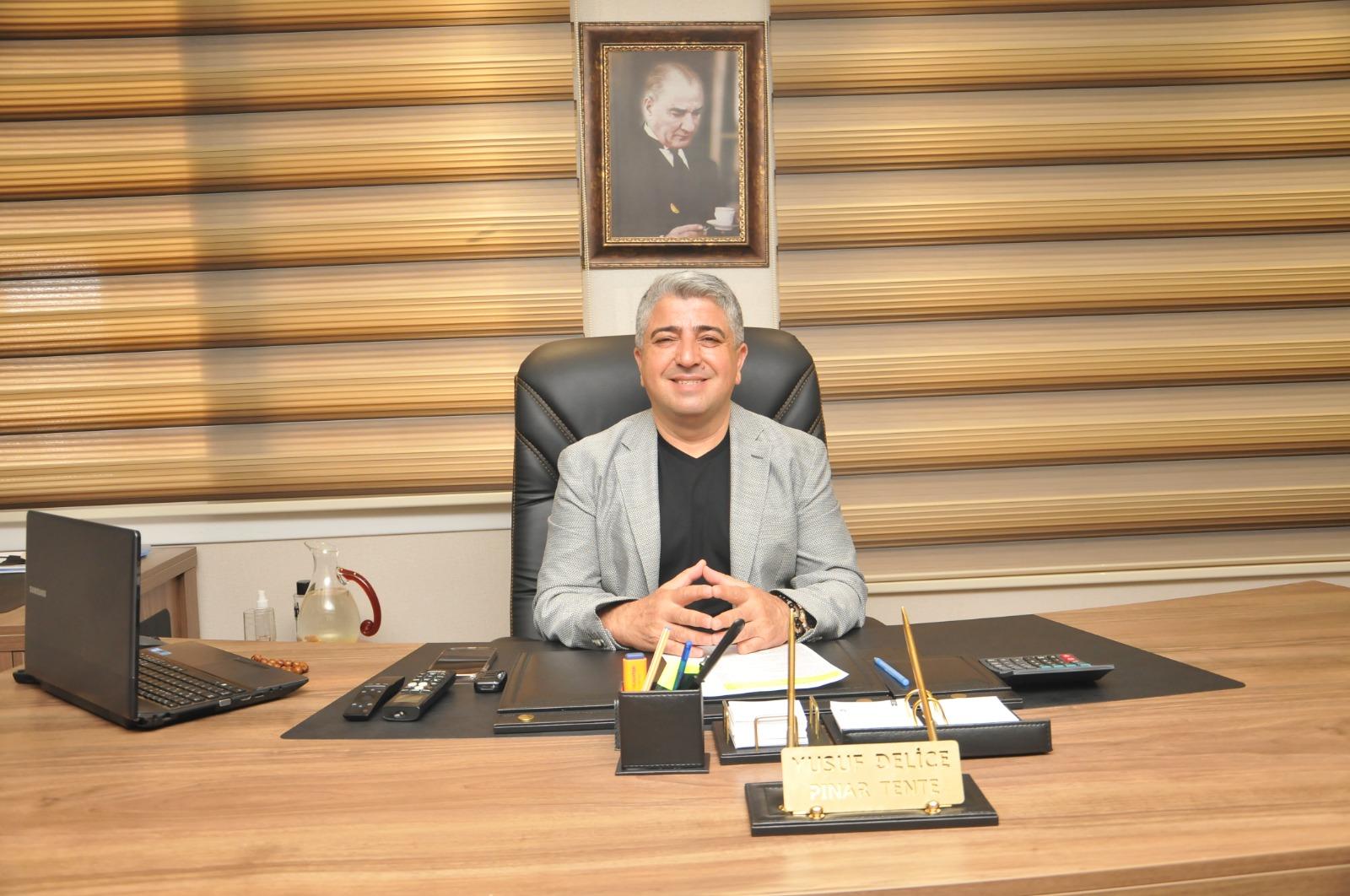 Pınar Tente olduğu her yere değer katıyor