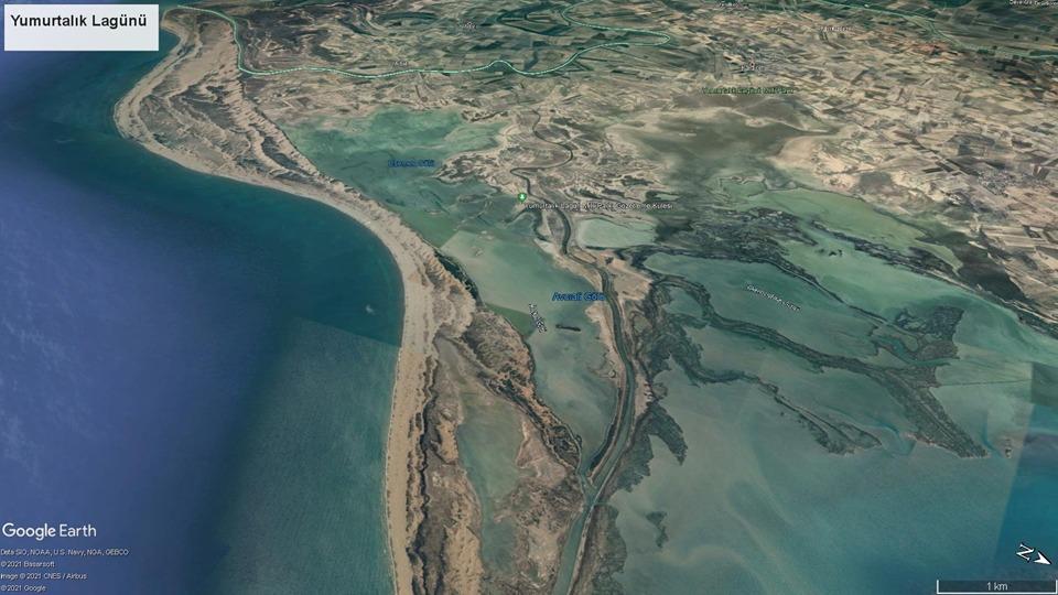 """Adana'nın Jeolojik Mirası Çalıştayı """"Sonuç"""" verdi"""